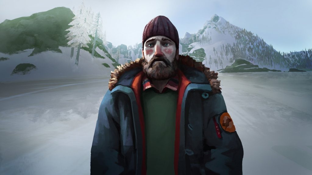 the long dark character will
