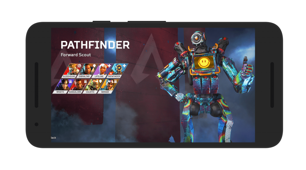 Apex Legends PathFinder Android