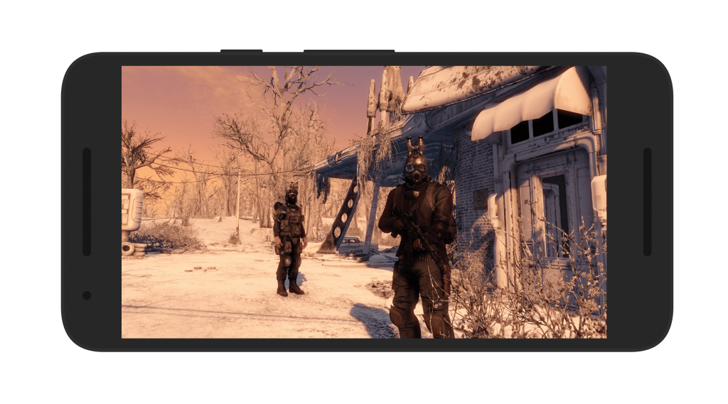Metro Exodus Android Gameplay