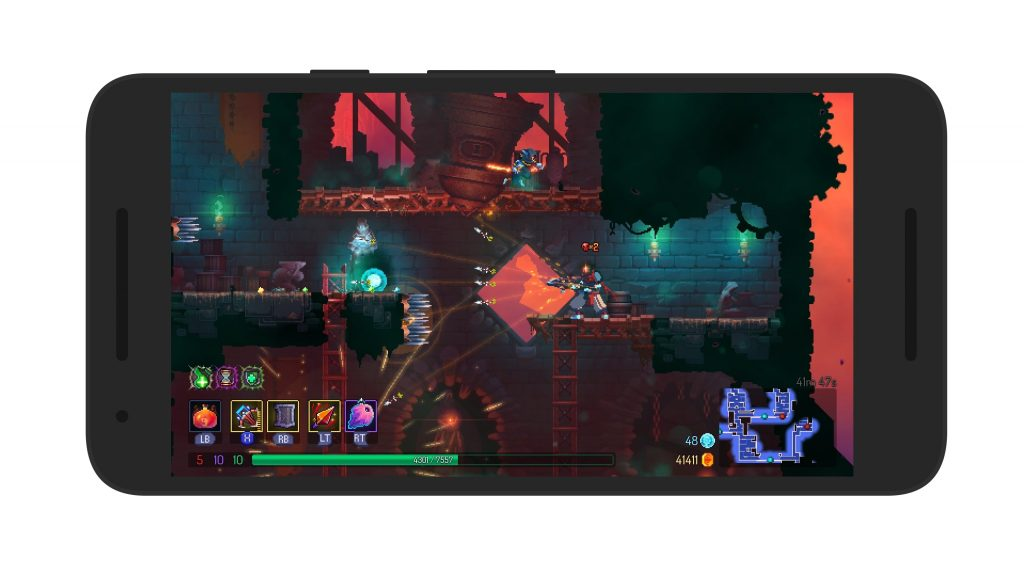 Dead Cells Android Gameplay 1