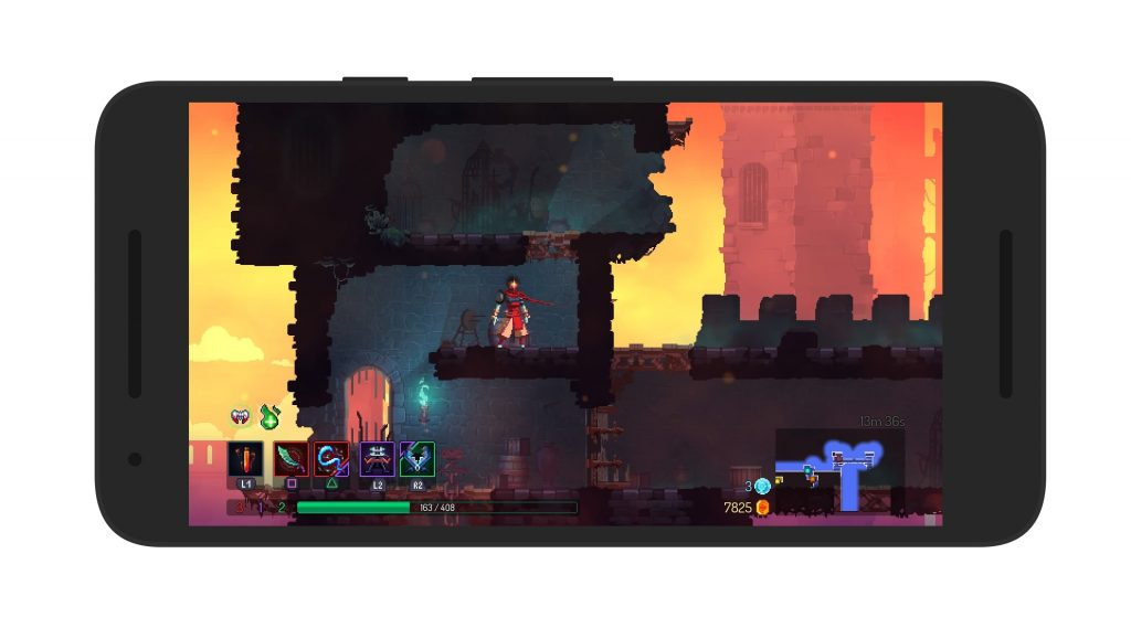 Dead Cells Android Gameplay 3