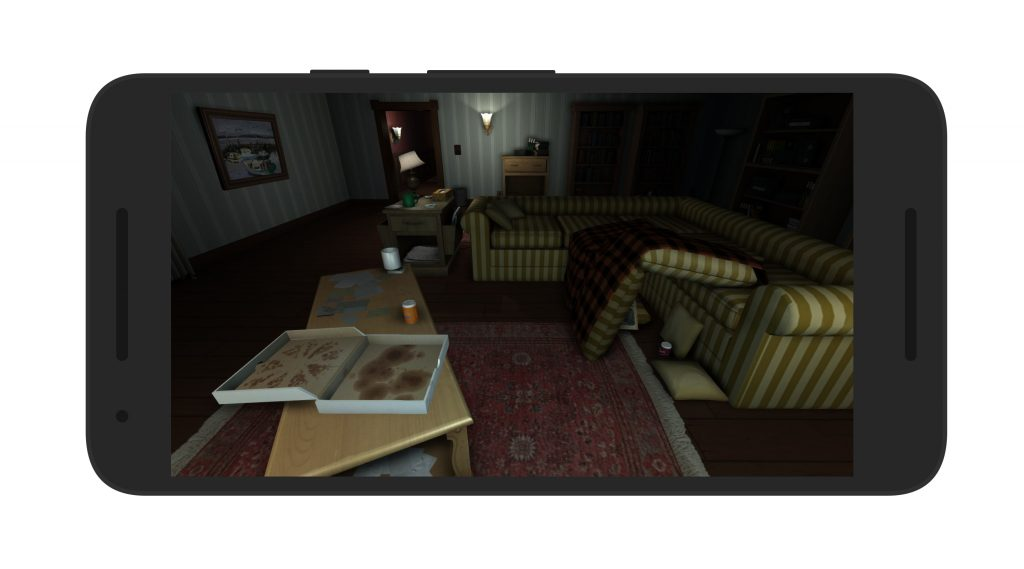 Gone Home Android Gameplay2