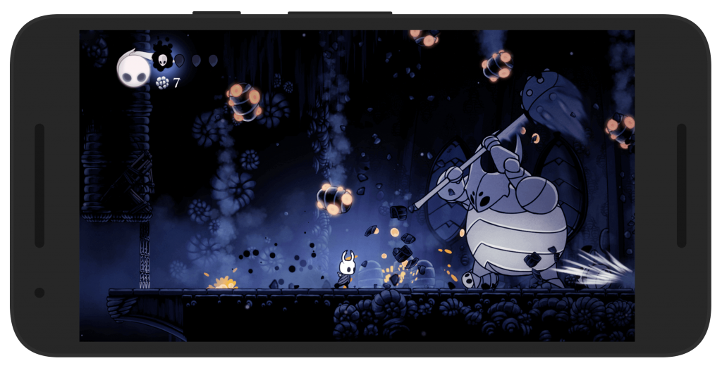 Hollow Knight Android Gameplay