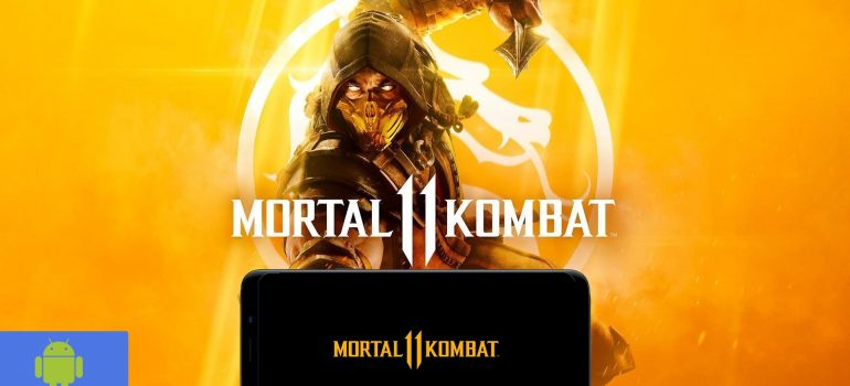 Mortal Kombat 11 Android Cover