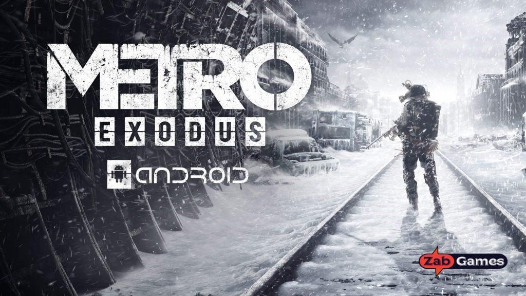 Metro Exodus Android Cover