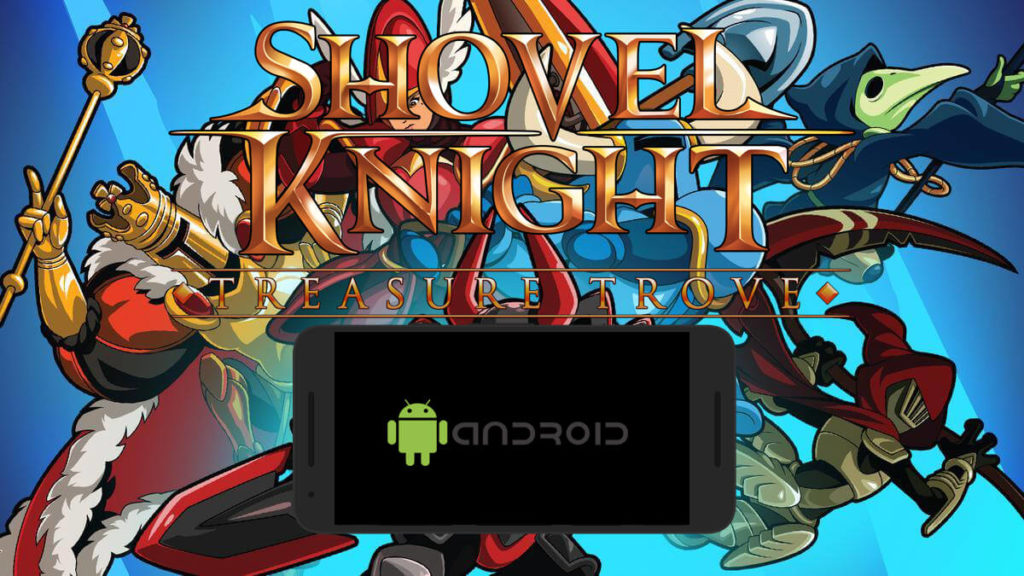 Shovel Knight Android Cover