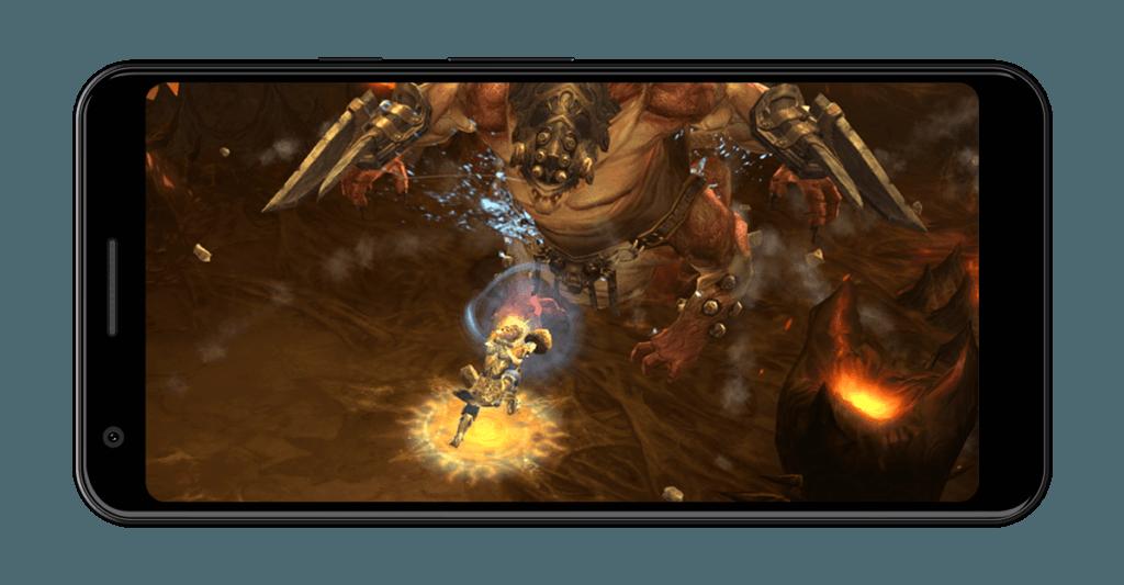 Diablo 3 Android Screenshot